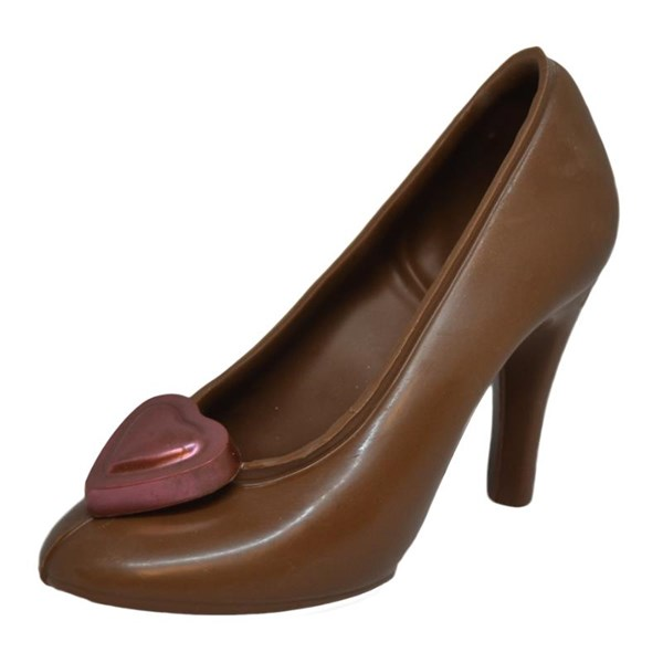 Milk Chocolate Shoe - Personalised