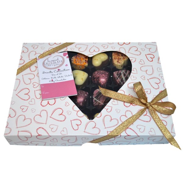 Hearts Collection - Box of 24