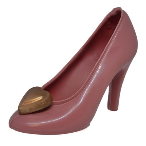 Ruby Chocolate Shoe