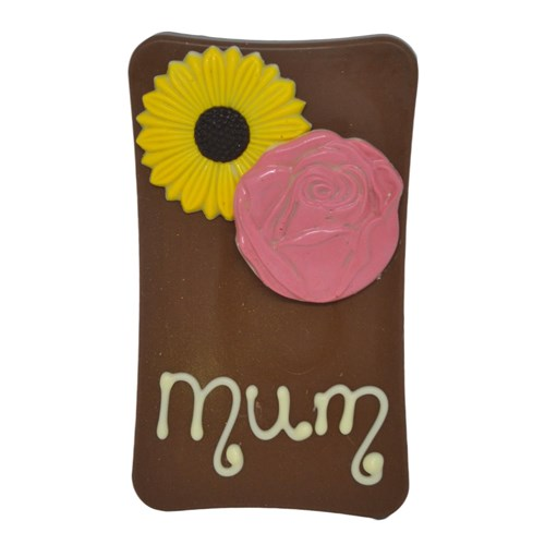 Milk Chocolate Bar - Mum