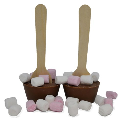 Hot Chocolate Stirrers - Milk
