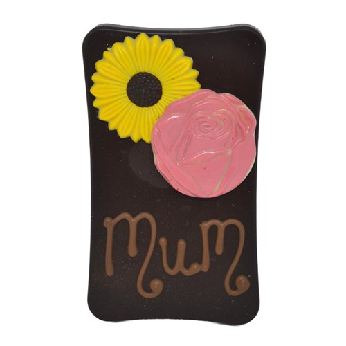 Dark Chocolate Bar - Mum