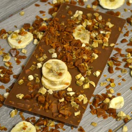 Banoffee Inclusion Bar