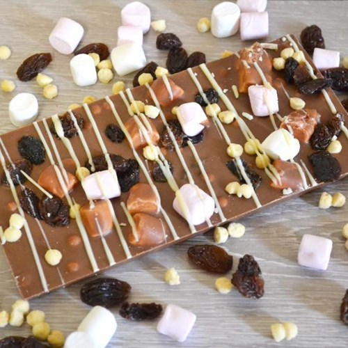 Rocky Road Milk Inclusion Bar