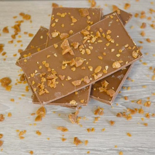 Crunchy Toffee Milk Chocolate Shards