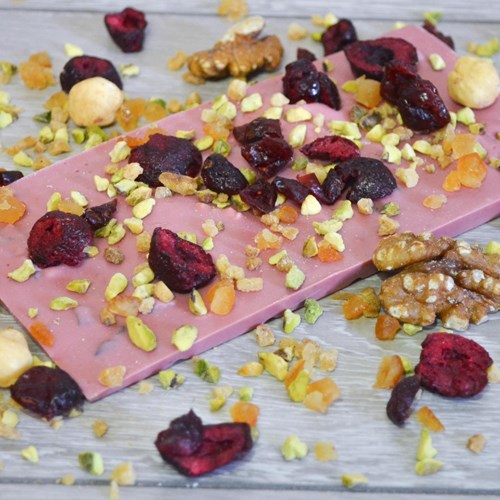 Ruby Fruit & Nut Bar