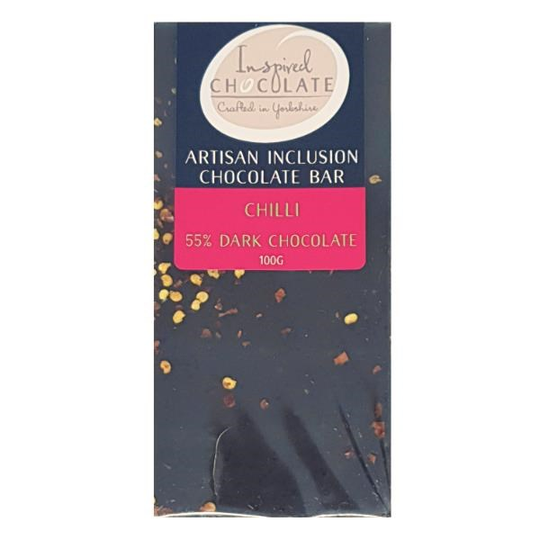 Chilli Dark Inclusion Bar