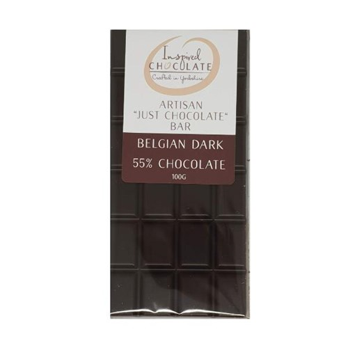 55% Dark Chocolate Bar