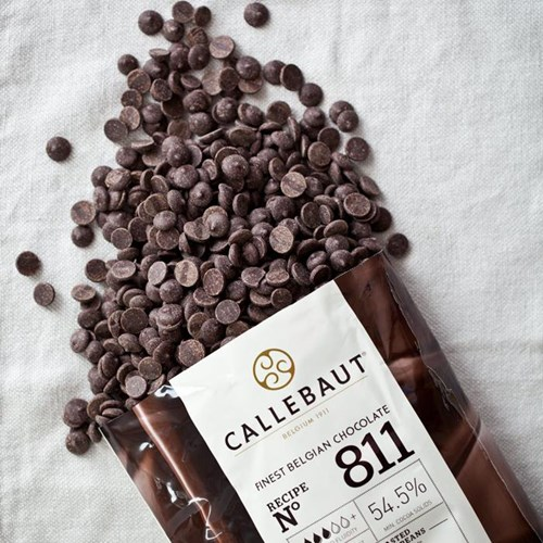 55% Dark Chocolate Callets
