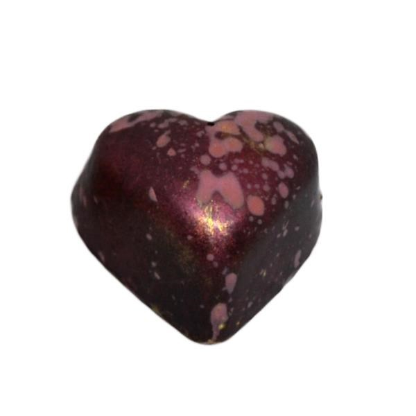 Dark Cherry Heart