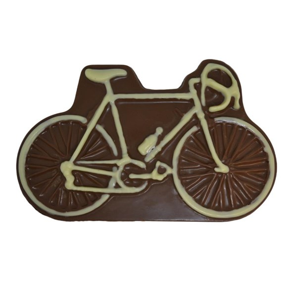 Chocolate Bike