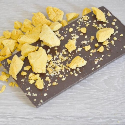 Cinder Toffee Dark Inclusion Bar