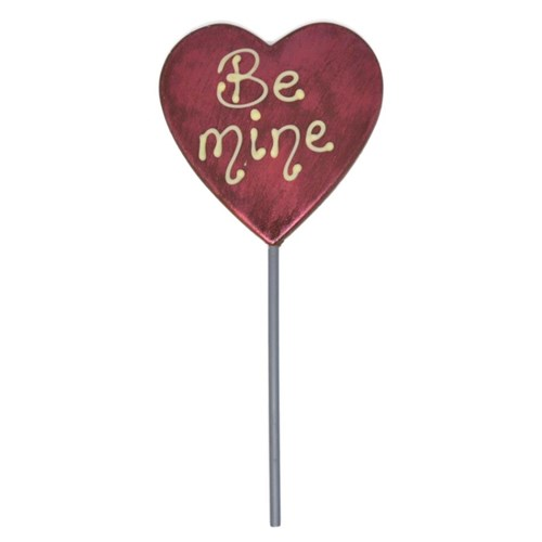 Chocolate Lolly - Be Mine