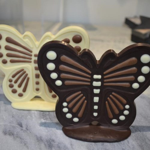 Butterfly Chocolate Model