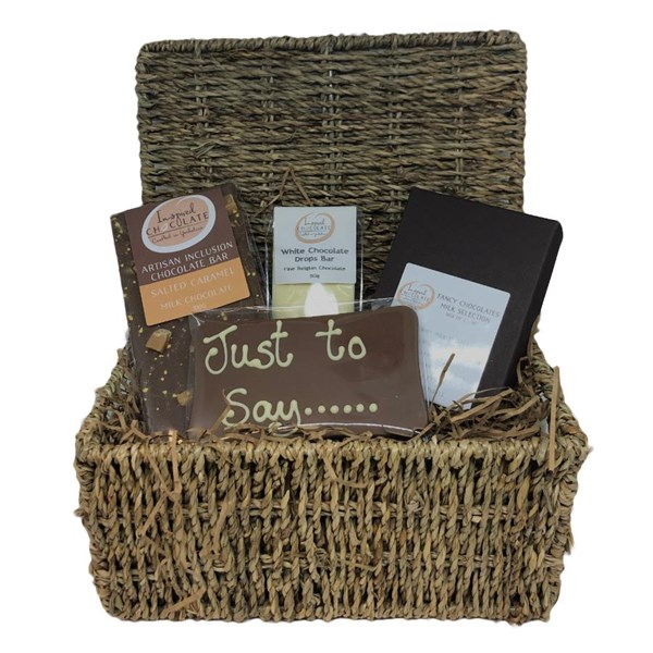 Just to Say... Chocolate Hamper