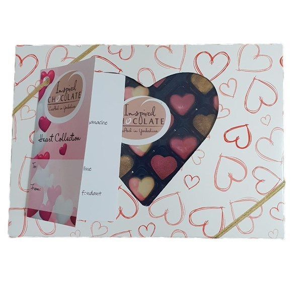 Hearts Collection - Box of 12