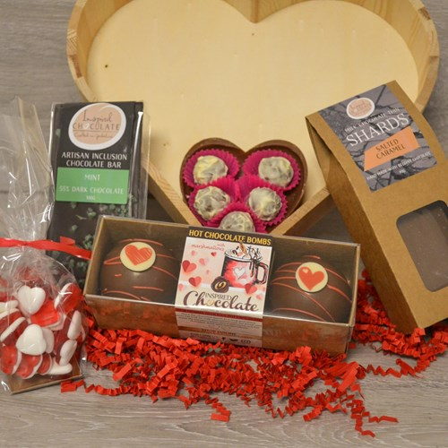 Heart Hamper