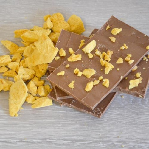Cinder Toffee Milk Chocolate Shards