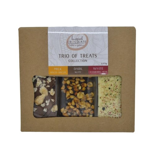 Trio of Treats - 3 Bars