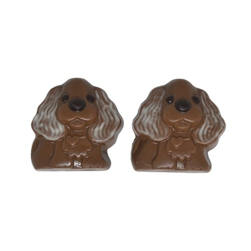 Little Chocolate Dogs x 2