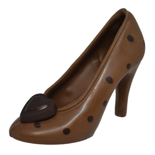 Chocolate Shoe - Spotty