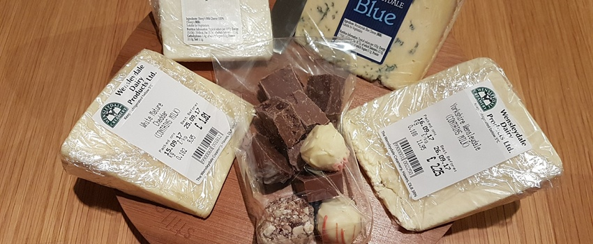 Cheese and Chocolate – Who Knew!?